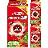 3 x 250 ml Celaflor Schädlingsfrei Careo Konzentrat für Gemüse