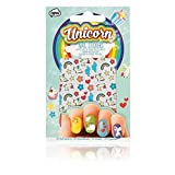 NPW Nail Art Stickers Decals - Pack of 78 Unicorn Nail Sticker
