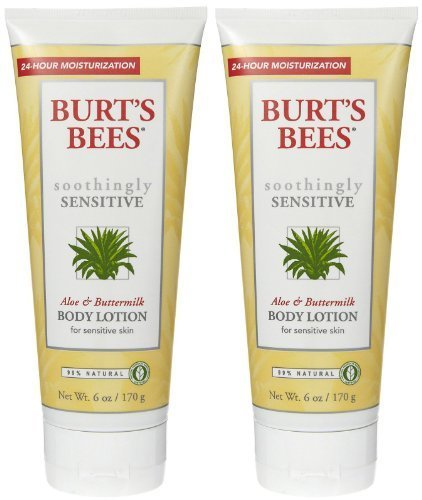 Burt's Bees Aloe and Buttermilk Body Lotion - 6 oz - 2 pk by Burt's Bees