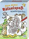 Mein dicker Rätselspaß Kindergarten