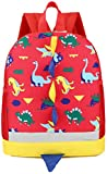 Rucksack Kinder Vorschule Tasche Mit Gurt Geschirre Leine Dino GüNstig Personalisiert Gurt Schule