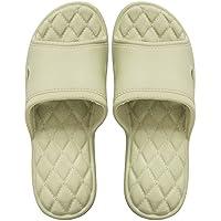 fankou Baños Tienen una Bañera Cool Zapatillas Verano Estancia Parejas Femeninas Pantuflas Macho Grueso, Fondo Blando Antideslizante,37-38, Verde