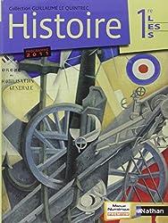 Histoire 1re L ES S : Programme 2011