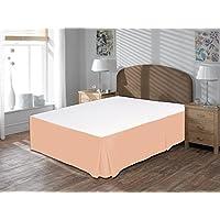 Comfort Beddings 600TC Bedskirt 3, lunghezza 40,64 cm (16