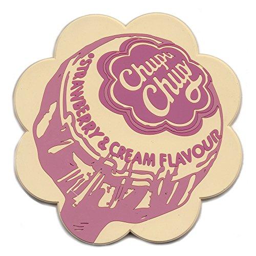 chupa-chups-pink-pvc-shaped-coaster
