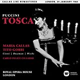 Puccini: Tosca (Covent Garden, 24/01/1964)
