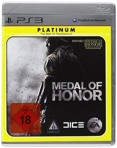 Medal of Honor (Mario Bros Ps3)
