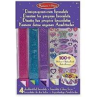 Melissa & Doug 14217 - Diseña tus propios brazaletes