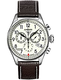 Junkers Herrenuhr Chronograph 6186-5 Serie Spitzbergen F13