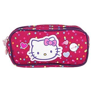 Hello Kitty Bolsillo suelto, rosa – Framboise, HQA10042