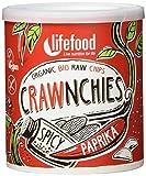 lifefood Crawnchies - Spicy Paprika, 4er Pack (4 x 30 g)