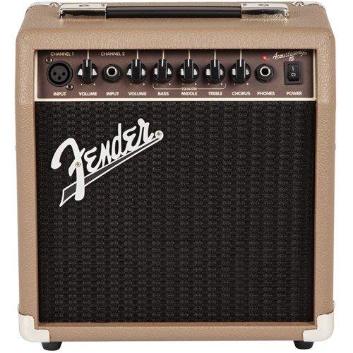Fender Acoustasonic 15 - Amplificador