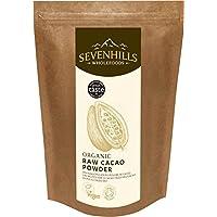 Sevenhills Wholefoods Cacao En Polvo Crudo Orgánico 1kg