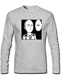 One Punch Man Saitama OK For Boys Girls Long Sleeves Outlet