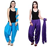 Bottomline Patiala Salwars and Dupatta S...