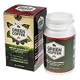 ✅GREEN COFFEE Plus – Bis zu 11 kg pro Monat abnehmen, besserer Blutdruck, schöne Haut, wirkt verjüngend, Ideal für Sie & Ihn, ENDLICH ABNEHMEN trotz täglichem Naschen! 60 Kapseln / 30-Tage-Premium-Kur