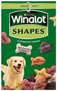 Winalot Shapes 800 g - Pack of 5