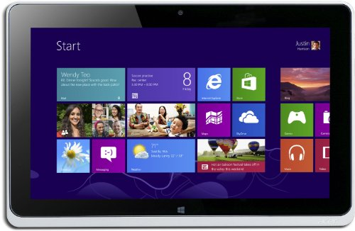 Acer ICONIA W511-27602G06iss - tablet - Windows 8 32-bit - 64 GB - 10.1' - 3G