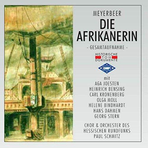 Afrikanerin (L'Africaine): Zweiter Akt - In meiner Hut (S Hut Carl)