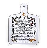 Lorsque la musique est de la nourriture Love... Go \