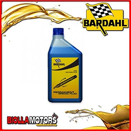 Bardhal - 740040 - Permanent Special Fluid - Liquide radiateur - 1 litre