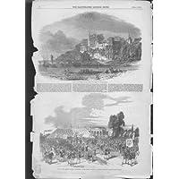 PRIGIONE DEL CASTELLO D'AMBOISE LA LOIRA DEL EL KADER 1851 DI ABD - Castello Di Amboise