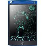 8,5 Pollici LCD Scrittura Tavoletta Elettronica Di Scrittura Bordo Digitale Disegno Grafico Tavoletta Grafica Durevole Wentao,Sapphire2pcs