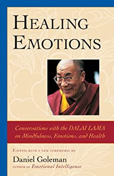 Healing Emotions: Conversations with the Dalai Lama on Mindfulness, Emotions, and Health par [Goleman, Daniel]