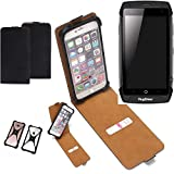 K-S-Trade Flipstyle Case for Ruggear RG730 Protective Cover