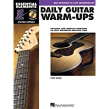 Daily Guitar Warm-Ups: Physical and Musical Exercises to Help Maximize Practice Time by Tom Kolb (2010-05-01)