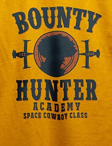 Bounty Hunter Academy T-Shirt Gelb