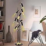 GMM® Verstellbare LED Lampen Flur Lampen Flur Schlafzimmer einfache Wohnzimmer Tischlampe Studie moderne von Flur-Beleuchtung von Haus-von Flur Art 10 HEAD