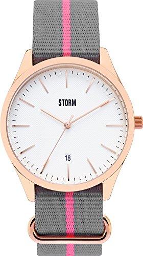 Storm London MORLEY 47299/RG/W Montre Bracelet pour femmes Très Léger