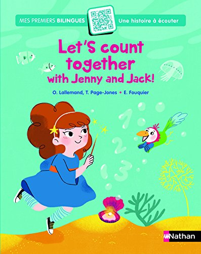 Let's count together tith Jenny and Jack ! - Tome 3
