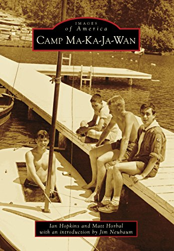 Camp Ma-Ka-Ja-Wan (Images of America) (English