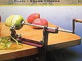 Back To Basics Apple/Potato Peeler Clamp-On Base Cast Iron