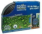 Aqua Control C4062 - Kit de riego gota a gota con programador huerto urbano y terraza