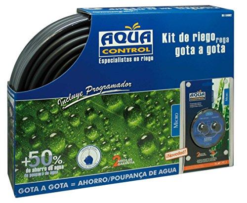 Aqua Control C4062 - Kit riego gota gota programador