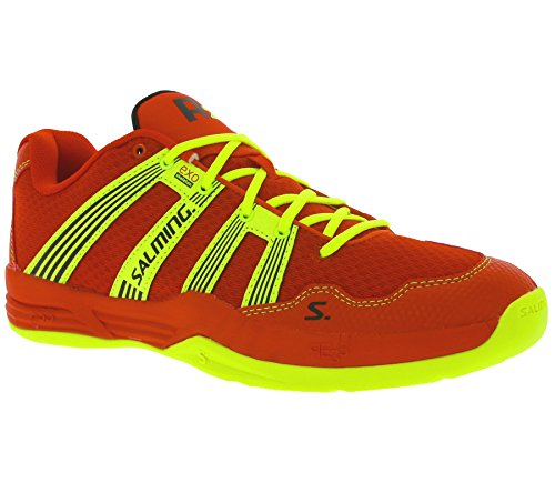 SALMING R2 2,0 Indoor scarpa maschile, Rosso, 48.5