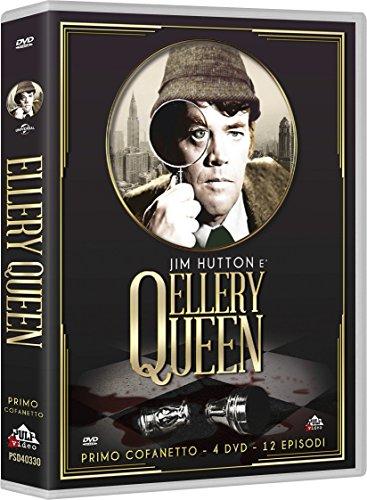 Ellery Queen #01 [4 DVDs] [IT Import]