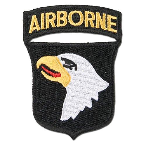 Airborne Tab (Abzeichen US Textil 101st Airborne Tab)