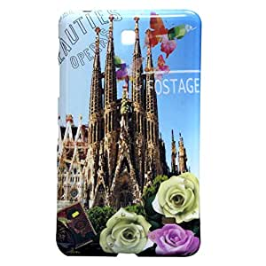 Fostage Design Silicone Back Case Cover For Samsung Galaxy Tab 4 7.0 T230