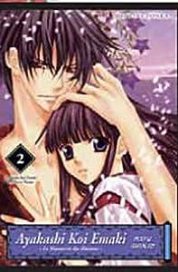 Ayakashi Koi Emaki Edition simple Tome 2