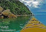 Vielfalt Neuseeland (Wandkalender 2018 DIN A4 quer): Reichtümer der Natur Aotearoas - dem Land der langen weißen Wolke (Monatskalender, 14 Seiten ) ... [Kalender] [Apr 01, 2017] Schaefer, Nico