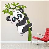 ESP Creation Baby Panda Covering Area 120 x 95 Cms Multi Color Sticker