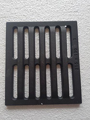 Kaminrost ca. 19 x 21,5 cm für Kamineinsätze von Spartherm Leda Hajduk........