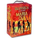 ApÃritif à base de vin - Bag in Box Sangria Maria Ole 3 litres