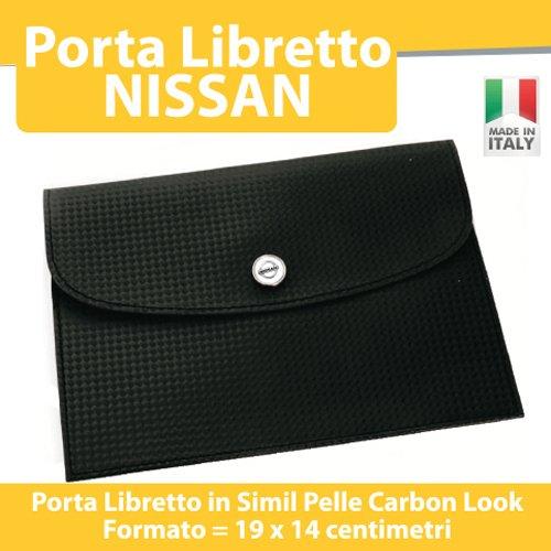 porta-documenti-libretto-assicurazione-bollo-auto-moto-tuning-nissan-micra-juke-qashqai-note-murano-