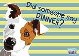 Jack Russell Terrier - Waggy Tails - Standard Futtermatte