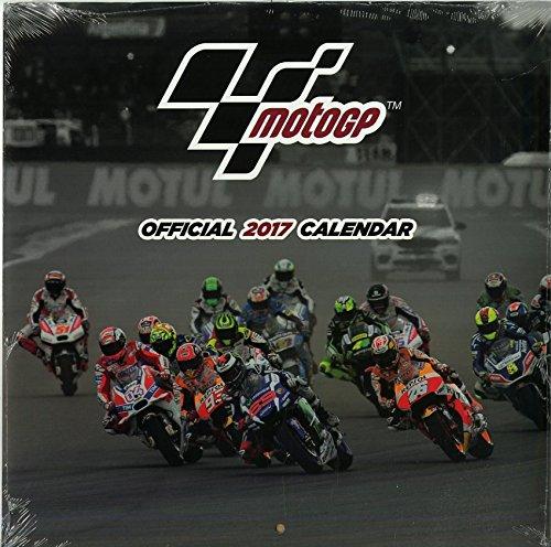 Grupo Erik Editores Moto Gp - Calendario 2017, 30 x 30 cm (Square)